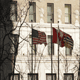 American, Canadian, and British Columbian Flags - VideoHive Item for Sale