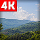 Trees Hills and Clouds - VideoHive Item for Sale