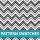 10 Chevron Stripes Pattern Swatches - GraphicRiver Item for Sale