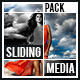 The Sliding Media Pack - VideoHive Item for Sale