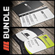 Business Card Bundle Vol 4 - GraphicRiver Item for Sale