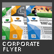 Clean Corporate Business Flyer Vol. 02 - GraphicRiver Item for Sale