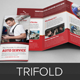Auto Repair Service Trifold Brochure Template  - GraphicRiver Item for Sale