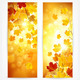 Autumn Banners - GraphicRiver Item for Sale