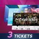 Event Tickets Bundle 2 - GraphicRiver Item for Sale