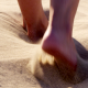 Feet in the Desert Sand - VideoHive Item for Sale