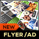 Corporate Multipurpose Flat Flyer Template - GraphicRiver Item for Sale