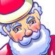 Santa Mascot - GraphicRiver Item for Sale