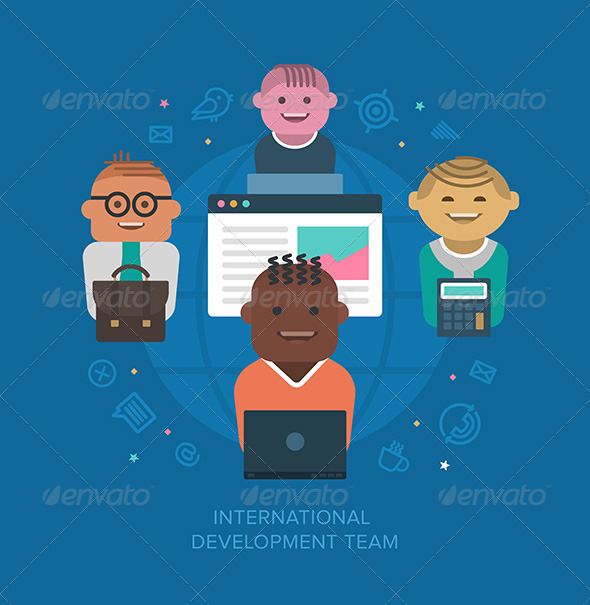 International Development Team - Web Technology