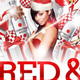 Red and White Christmas Party Flyer Templates - GraphicRiver Item for Sale