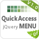 QuickAccess Menu - CodeCanyon Item for Sale
