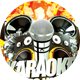 Karaoke Music Night Flyer - GraphicRiver Item for Sale