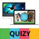 Quizy Multipurpose PowerPoint Quiz Presentation - GraphicRiver Item for Sale