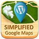 Simplified Google Maps - CodeCanyon Item for Sale