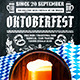 Oktoberfest Festival Poster vol.4 - GraphicRiver Item for Sale
