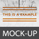Overlay Textures Mockup PSD - GraphicRiver Item for Sale