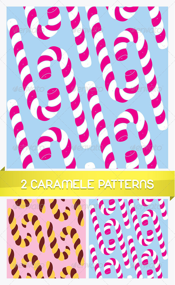 Caramel Patterns - Miscellaneous Conceptual