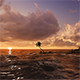 Sunset Island - VideoHive Item for Sale