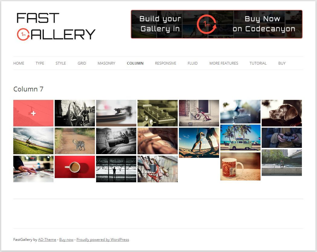 fast gallery premium wordpress plugin by ad theme codecanyon