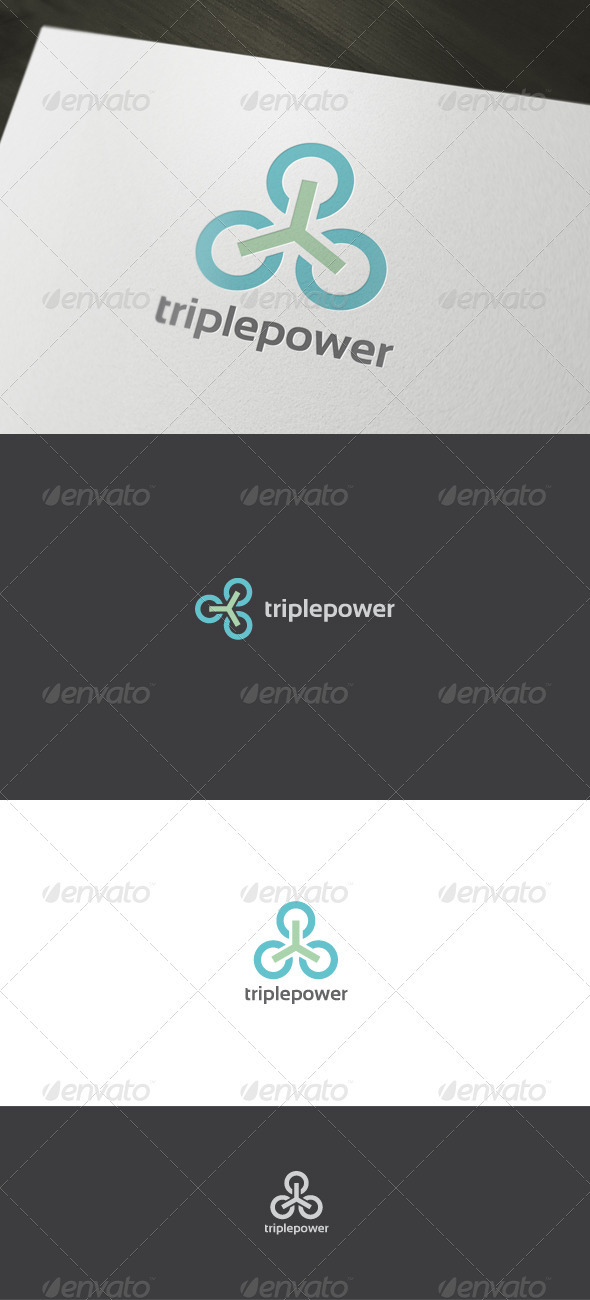 Power Logo - Symbols Logo Templates