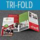 Multipurpose Business Tri-Fold Brochure Vol-27 - GraphicRiver Item for Sale