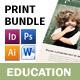 Education Print Bundle - GraphicRiver Item for Sale