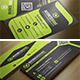 Corporate Business Card Bundle 03 - GraphicRiver Item for Sale