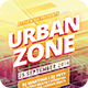 Urban Zone Flyer - GraphicRiver Item for Sale