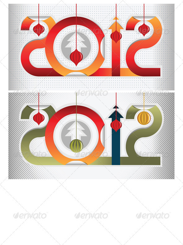 New Year Gift Sign  - New Year Seasons/Holidays