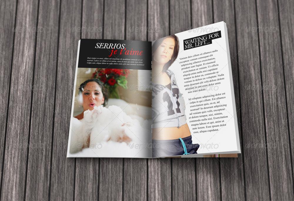 brochure catalog mockup by fusionhorn
