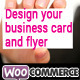 WooCommerce Business Card & Flyer Design - CodeCanyon Item for Sale