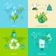 Ecology and Recycling Set - GraphicRiver Item for Sale