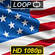 Waving Flag United States Of America - VideoHive Item for Sale