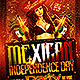 Mexican Independence Day Flyer - GraphicRiver Item for Sale