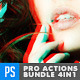 Creative Action Bundle (4in1) - GraphicRiver Item for Sale