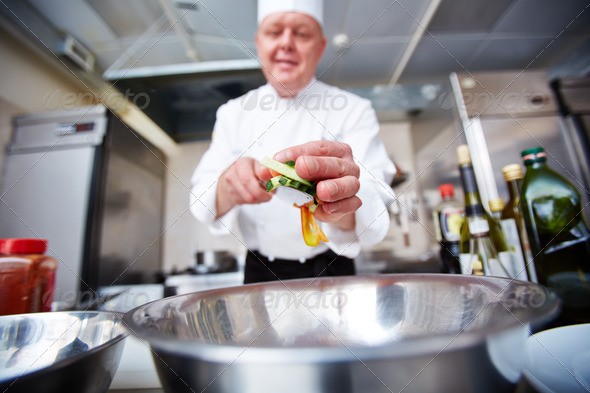 Cooking - Stock Photo - Images