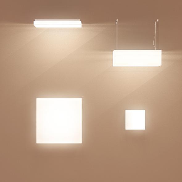 Delta Light Jeti Plano - 3DOcean Item for Sale