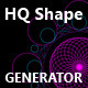 High Quality Shape Generator - GraphicRiver Item for Sale