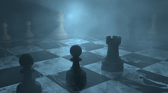 Chessboard - 3DOcean Item for Sale