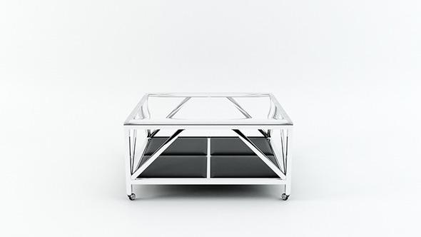 Eichholtz Table Coffe Prado - 3DOcean Item for Sale