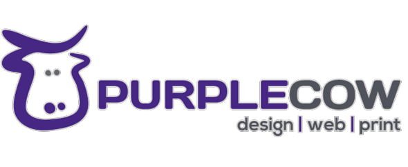 Purple cow logo web590