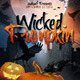 Wicked Pumpkin Flyer - GraphicRiver Item for Sale
