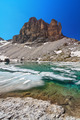 Dolomites - lake Pisciadu - PhotoDune Item for Sale
