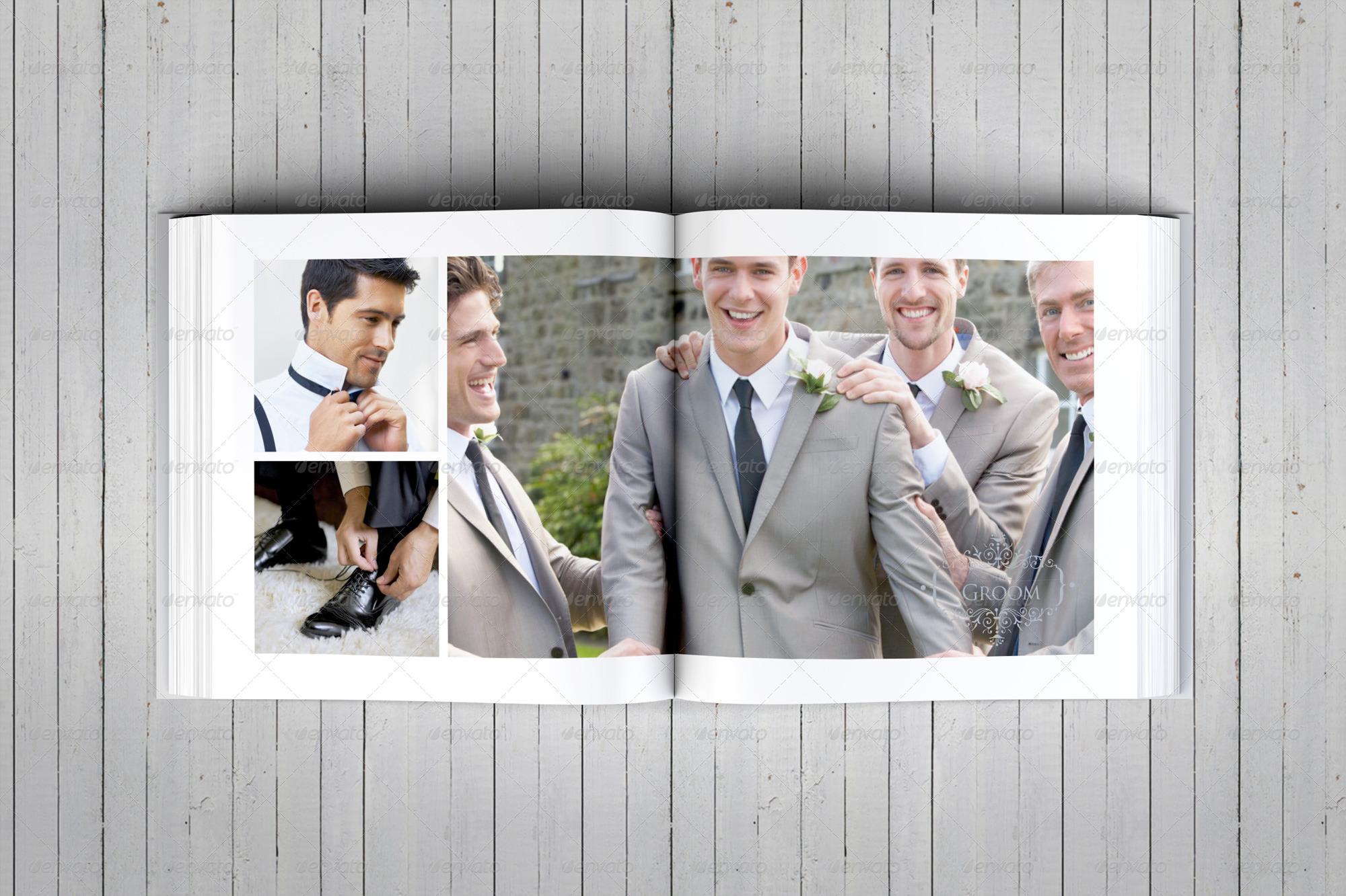 Unique Wedding Photo Album Design Templates Wedding