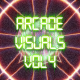 Retro Arcade Visuals Vol.4 - VideoHive Item for Sale