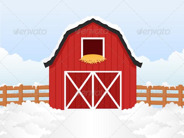Barn By Bubble86