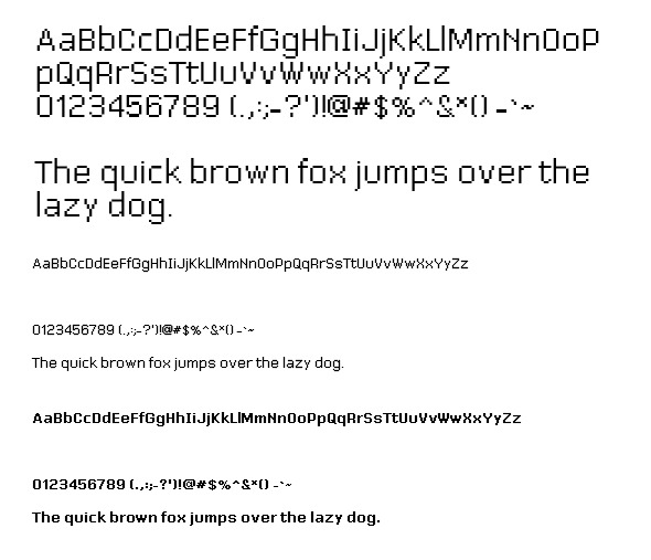 Wade - Sans-Serif Fonts