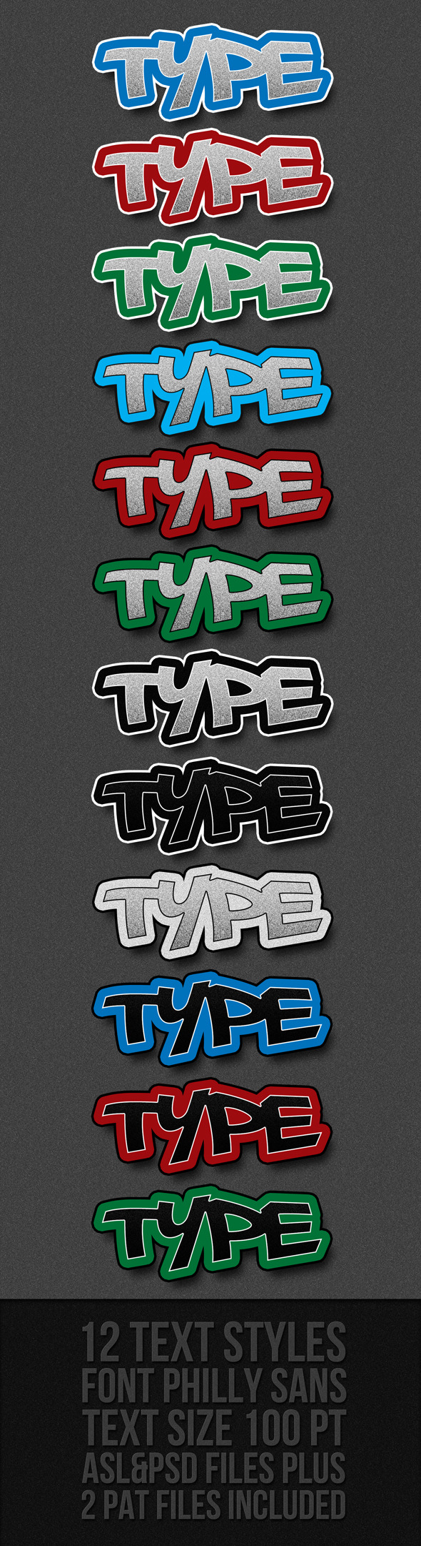 Graffiti Text Styles - Text Effects Styles