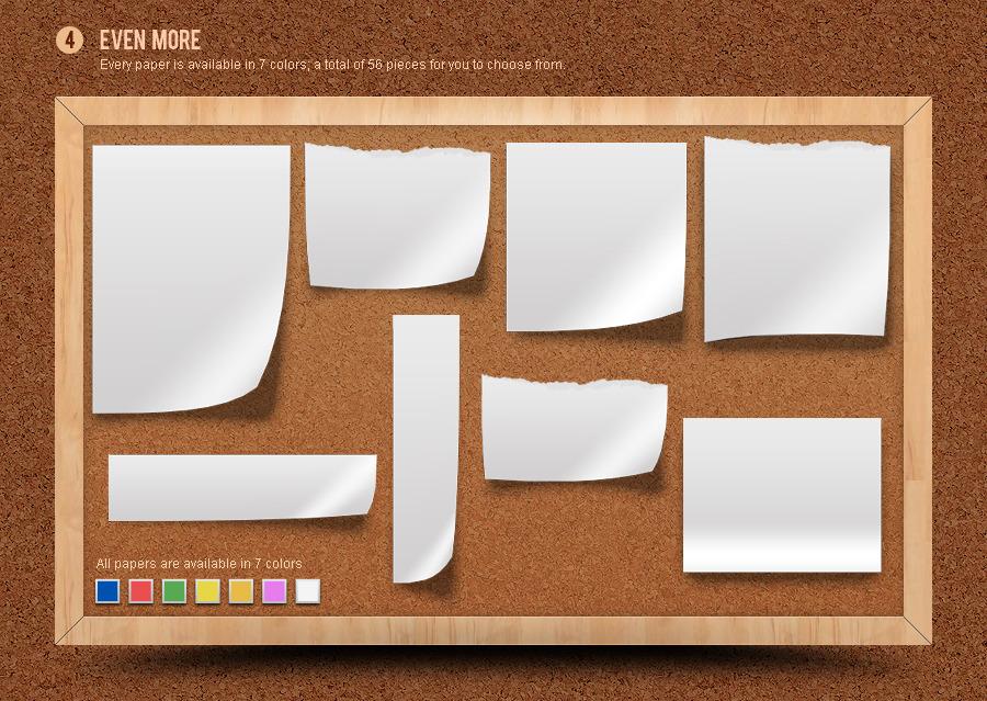 Corkboard - Notice Board Generator Action by aurove | GraphicRiver