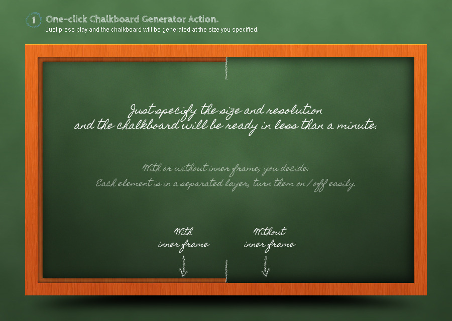 chalkboard writing generator Blackboard bold is a typeface style that is often used for certain symbols in  mathematical texts,  blackboard bold in fact originated from the attempt to write  bold letters on blackboards in a way that clearly differentiated them from non-bold .